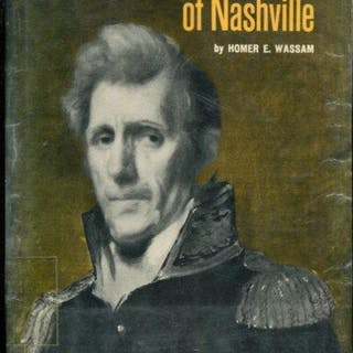 The Avenging Angel of Nashville Wassam, Homer E. Tennessee History