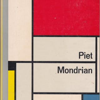 Piet Mondrian Life and Work Seuphor, Michel