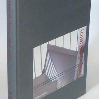 Arkitekt Klas Anshelm. Samlade arbeten. [Anshelm] Qvarnström, Per Architecture