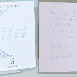 Luce lune. Chopin, Henri Art / Konst