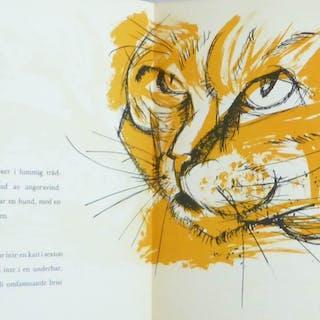 Cattus. Med 9 litografier av Birgitta Liljebladh