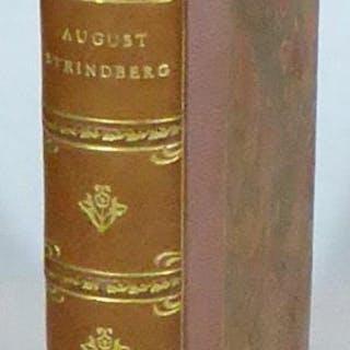 I hafsbandet. Strindberg, August Svensk Skönlitteratur