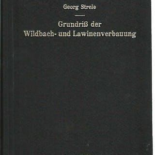 Grundriss der Wildbach- und Lawinenverbauung Georg, Strele: Sachbücher
