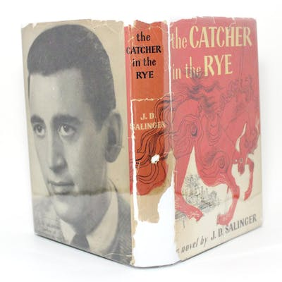The Catcher in the Rye J. D. Salinger