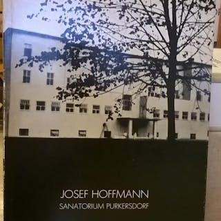 Sanatorium Purkersdorf Josef Hoffmann; Gunter Breckner Architecture