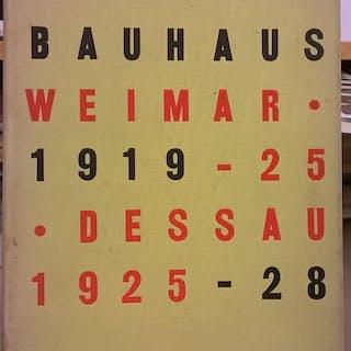 BAUHAUS. 1919 1928
