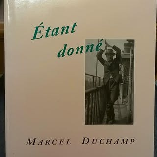 Etant donne: Marcel Duchamp, Second Semestre 1999 No. 2 Marcel Duchamp Art