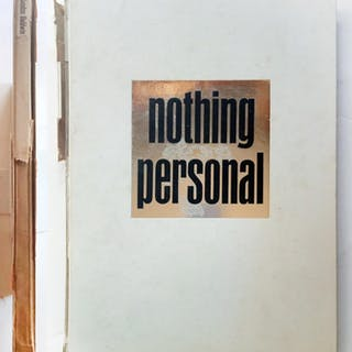 Nothing personal Photographs by Richard Avedon and text...