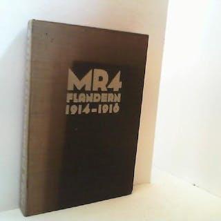 Das 4. Matrosen-Regiment im Weltkrieg 1914/18