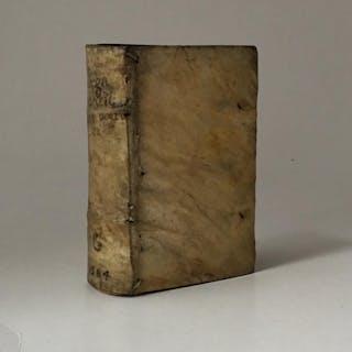 De Re Poetica libri septem. FABRICIUS, GEORG.