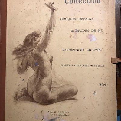 COLLECTION DE CROQUIS