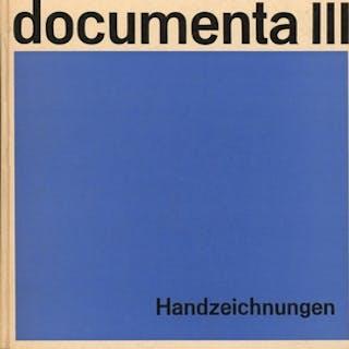 Konvolut zwei (2) Bände: documenta III Kassel '64,1