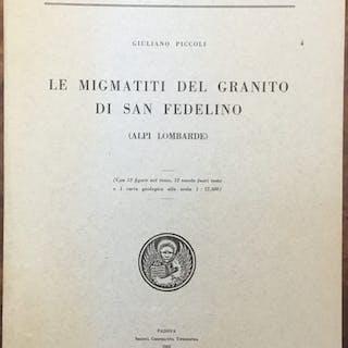 Le migmatiti del granito di San Fedelino (Alpi Lombarde)...