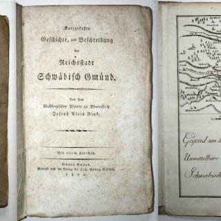 Kurzgefaßte Geschichte und Beschreibung der Reichsstadt Schwäbisch Gmünd Rink