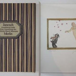 Janosch. Gemälde & Grafik Janosch und (Hrsg.) Wilhelm- Busch- Gesellschaft e.V