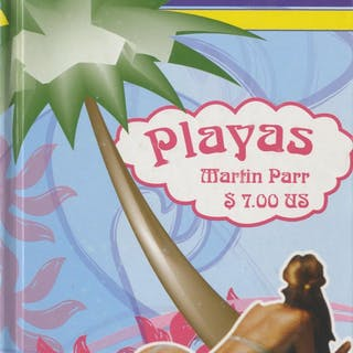 Martin Parr: Playas PARR, Martin, PARR, Susie Latin America