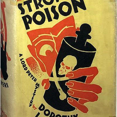 Strong Poison Sayers, Dorothy L. Literature & Classics