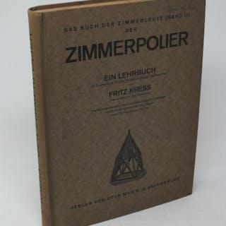 Der Zimmerpolier - Ein Lehrbuch für Zimmerleute