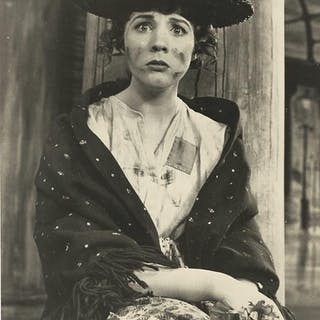JULIE ANDREWS / MY FAIR LADY (1956) Photo of Broadway production