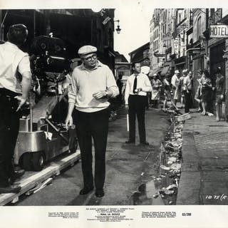 IRMA LA DOUCE (1963) / BILLY WILDER DIRECTING