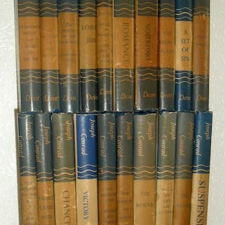 The Works of Joseph Conrad - Dent's Collected Edition...