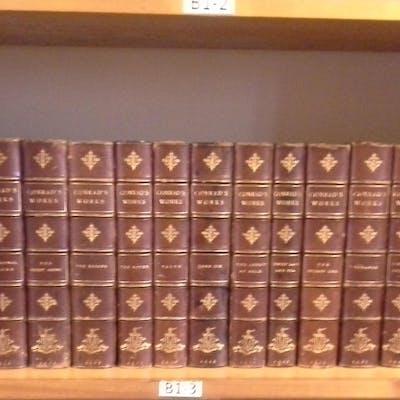 Works of Joseph Conrad Sun-Dial Limited Edition Joseph Conrad