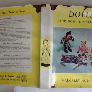Dolls And How To Make Them Margaret Hutchings