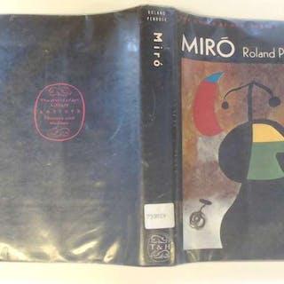 Joan Miro (World of Art S.) Penrose, Roland