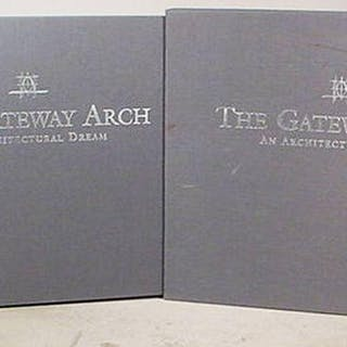 The Gateway Arch [__LIMITED__EDITION__] / An Architectural Dream Moore