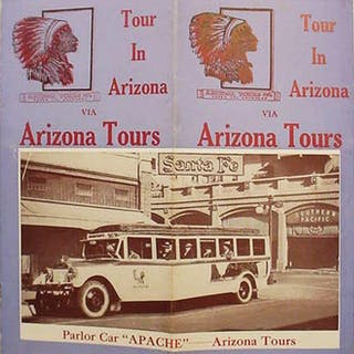 Tour / In / Arizona / Via / Arizona Tours .anon .Americana,.Western Americana