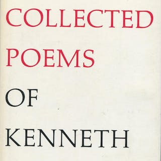 The Collected Poems of Kenneth Patchen Patchen, Kenneth