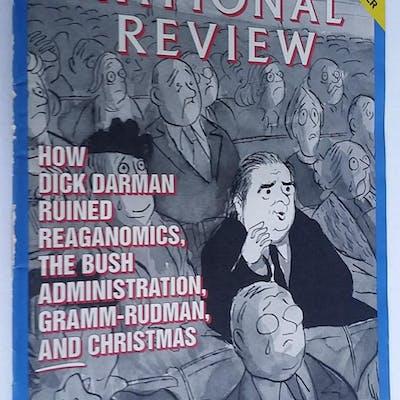 National Review Magazine December 28 | Barnebys