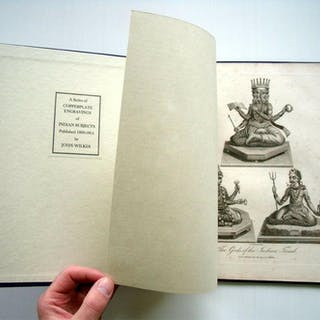 ANTIQUE EARLY 19th CENTURY ENGRAVINGS PERTAINING TO INDIA John Wilkes