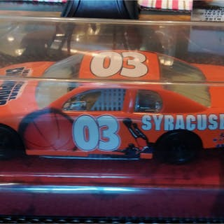 Action Collectibles 1:24 Scale Winner's Circle Die-Cast Model Stock Car