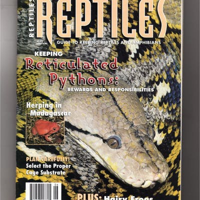 Reptiles Magazine - June