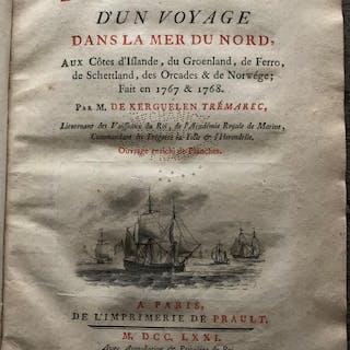 Relation d'un Voyage Dans La Mer du Nord