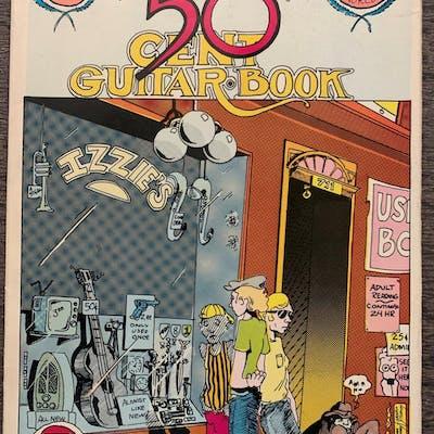 The 50 cent guitar Book. DAVIS, BOB, AND JOHN ADAMS. Art