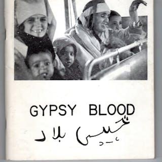 Gypsy Blood. LOMBARDI, FRANK, PHOTOGRAPHER. Photography