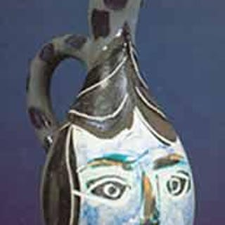 Original Ceramics by Pablo Picasso
