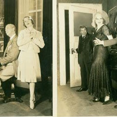 Promotional B&W Photographs for Song Without End