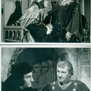 Promotional B&W Photographs for Richard III