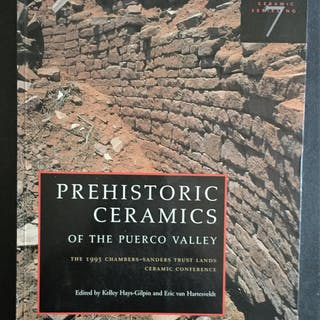PREHISRORIC CERAMICS OF THE PUERCO VALLEY Hays-Gilpin