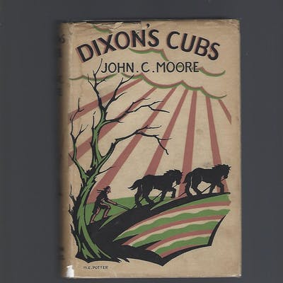 Dixon's Cubs Moore, John C. Fiction
