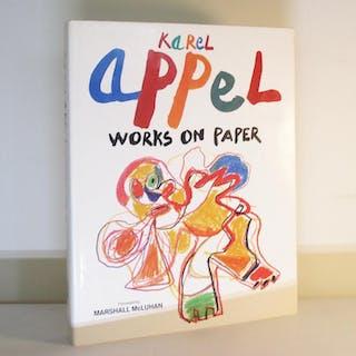 Works On Paper Karel Appel