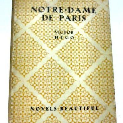 Notre Dame De Paris Hugo Victor Fiction