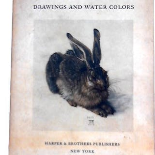 Albrecht Durer: Drawings and Water Colors Edmund Schilling (Ed.) Art