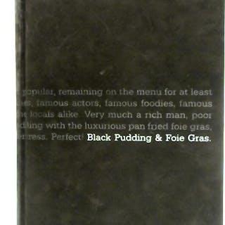 Black Pudding & Foie Gras Andrew Pern Food