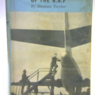 Jim Bartholomew Of The R.A.F. A Career Book Duncan Taylor War and Military