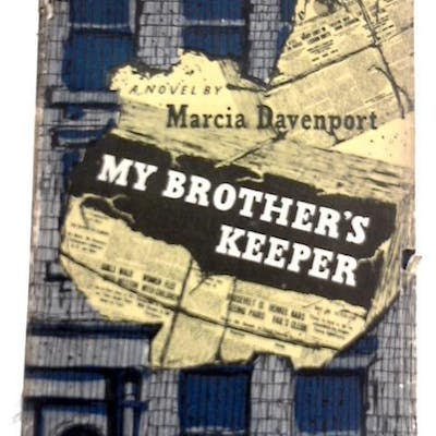 My Brother's Keeper Marcia Davenport Fiction