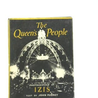 The Queen'S People John Pudney Biography & True Stories